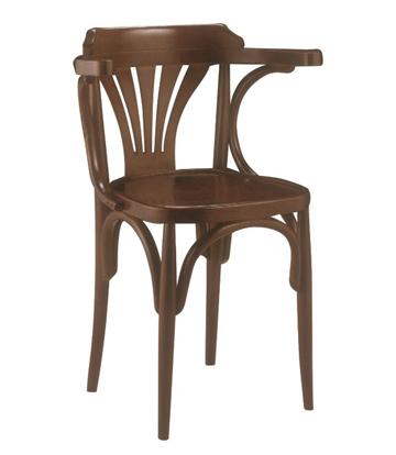 Sillas hosteler a madera silla caf cafeter a bar for Sillas madera cafeteria
