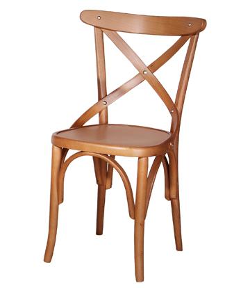 Sillas hosteler a madera silla caf cafeter a bar for Sillas de bar en madera